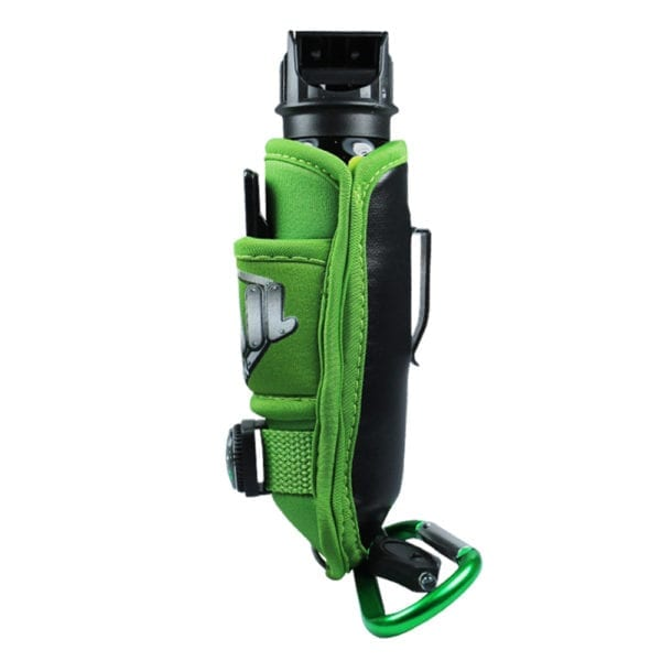 trail saver pepper spray bear spray holder